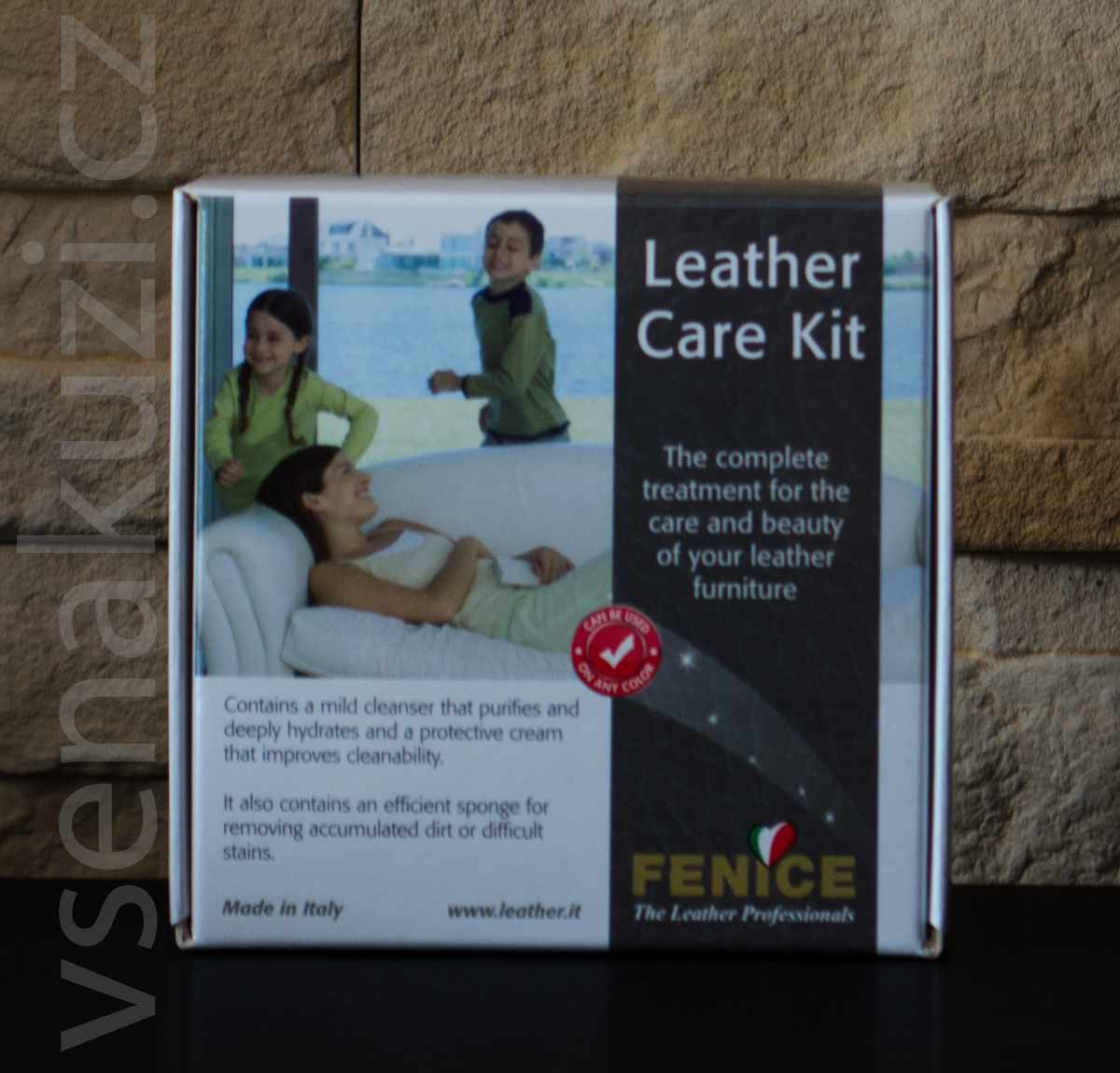 Leather Care Kit Mini - sada na kůži malá